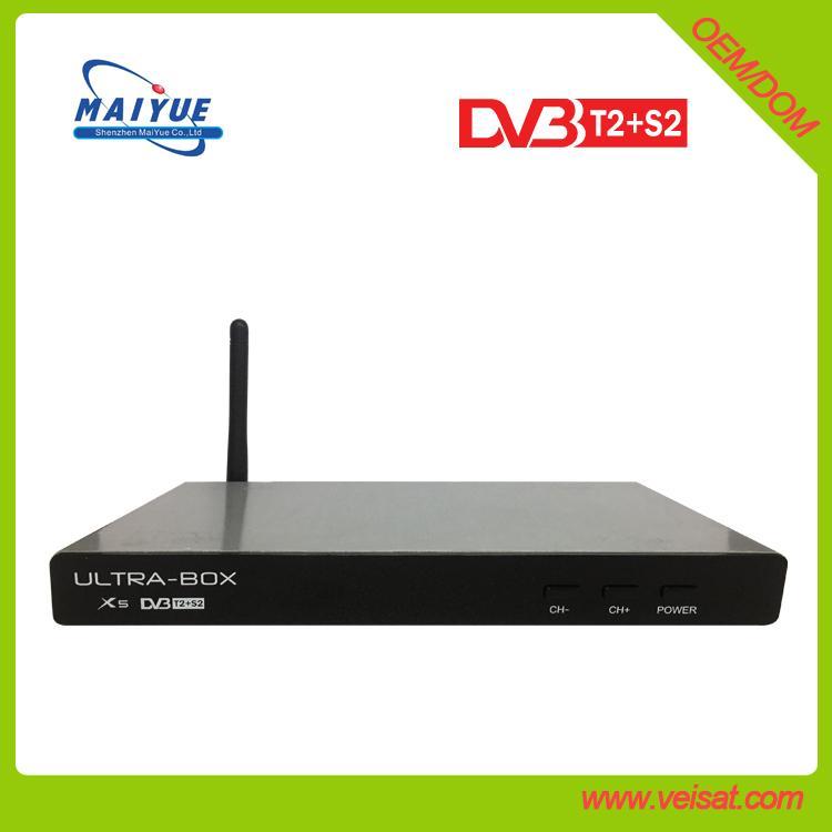 ULTRA BOX X5 超高清 combo 电视接收机 支持 TubiCast  4