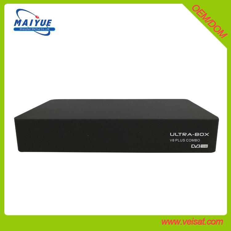 ultra box v8 pro combo tv receiver dvb t2 dvb s2 1