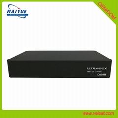 ultra box v8 pro combo電視接收機dvb t2 dvb s2