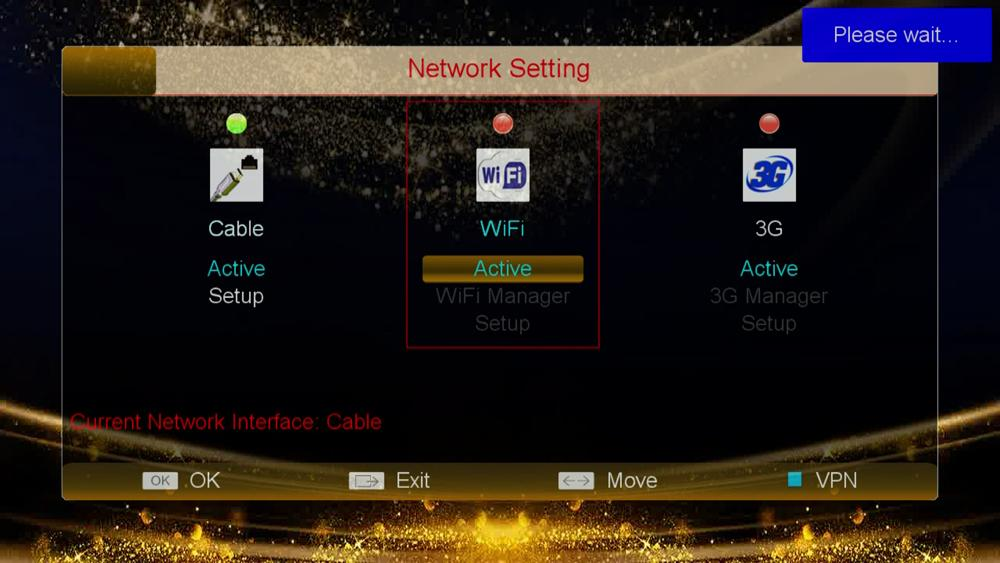 Agenius A1 twin DVB-S2 TV box with iks sks 12
