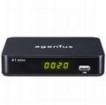 Agenius A1 mini 1080p 超高清 dvb s2 3