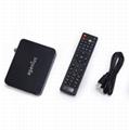 Agenius A1 mini 1080p 超高清 dvb s2 4
