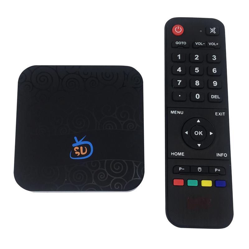 South America IPTV BOX GOTV with spanish channels and brazil channels