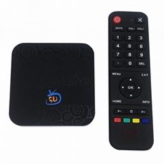 南美IPTV 盒子GOTV帶西語節目與葡萄牙語節目
