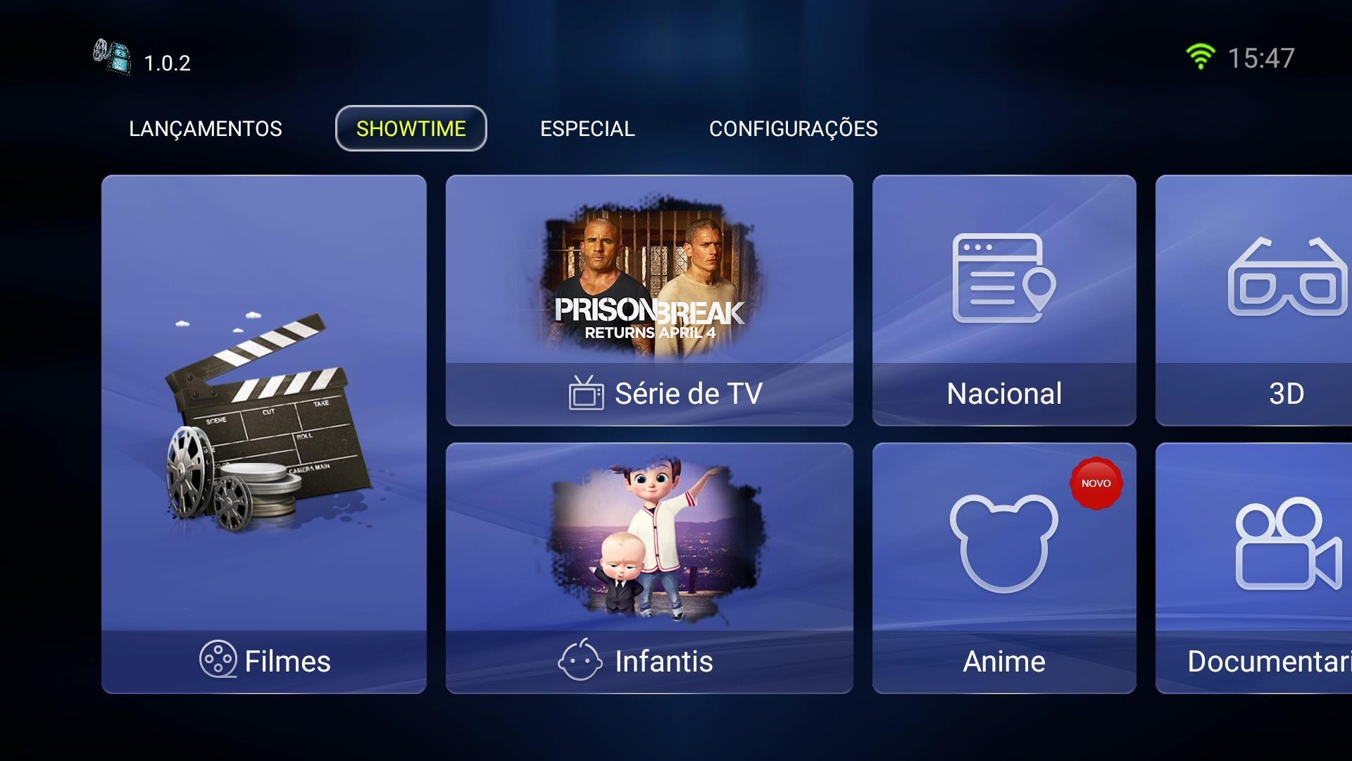 南美IPTV 盒子GOTV帶西語節目與葡萄牙語節目 3