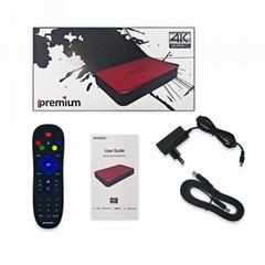 Ipremium Tv Online Pro IPTV网络解码器