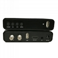 DVB-S2+ISDBT机顶盒
