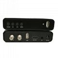 DVB-S2+ISDBT Combo set top box for South