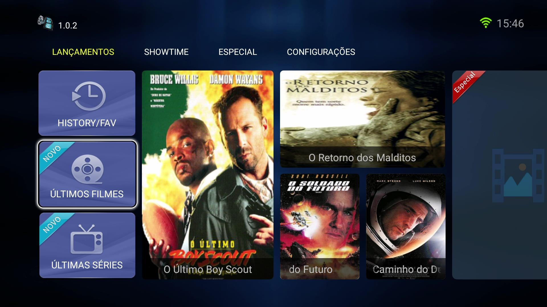 巴西IPTV盒子支持2年免費節目 6