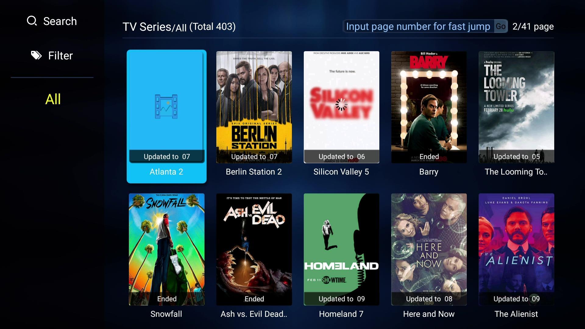 巴西IPTV盒子支持2年免費節目 7