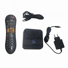 巴西IPTV盒子支持2年免費節目