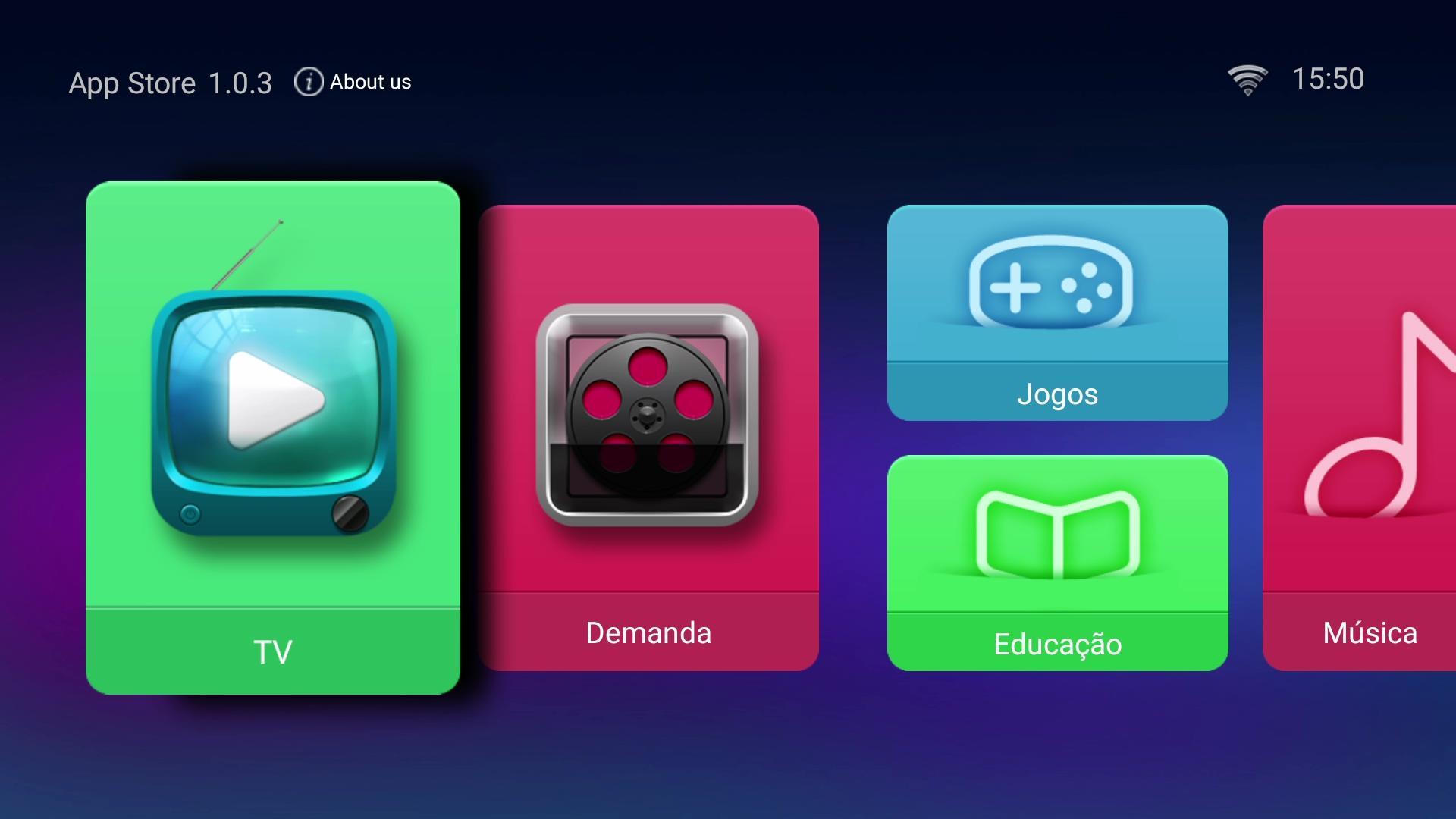 巴西IPTV盒子支持2年免費節目 8