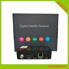 Alemoon X1 高清数字卫星接收器支持CASTING功能
