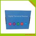 Alemoon X3 DVB-T2 地面接收卫星机顶盒支持H.265 HEVC 3