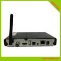 Alemoon X3 DVB-T2 地面接收衛星機頂盒支持H.265 HEVC 4