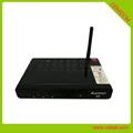 Alemoon X3 DVB-T2 地面接收卫星机顶盒支持H.265 HEVC 5
