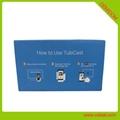 Alemoon X3 DVB-T2 地面接收卫星机顶盒支持H.265 HEVC 8