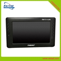 "9"" inch Mini DVB-T2 h.265 hevc digital portable Television TV"