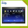 9寸迷你便攜式電視DVB-T2 H.265 HEVC功能 6