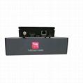 Alemoon X1 高清数字卫星接收器支持H.265 HEVC 3