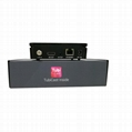 Alemoon X1 高清数字卫星接收器支持H.265 HEVC