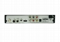 DVB-S2+T2 Combo set top box with IPTV support for africa market
