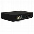 超高清安卓7.0 V8 PLUS DVB-S2巴西卫星机顶盒带一年IPTV免费服务 2