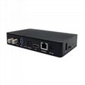 超高清安卓7.0 V8 PLUS DVB-S2巴西卫星机顶盒带一年IPTV免费服务 3