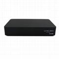 超高清安卓7.0 V8 PLUS DVB-S2巴西卫星机顶盒带一年IPTV免费服务