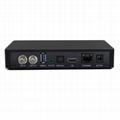 超高清安卓7.0 V8 PLUS DVB-S2巴西卫星机顶盒带一年IPTV免费服务 4