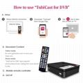 全球通用現貨Alemoon X1 DVB-S2 IPTV高清機頂盒 8