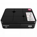 全球通用現貨Alemoon X1 DVB-S2 IPTV高清機頂盒 2