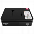 Alemoon X1 DVB-S2 IPTV HD Satllite Receiver in Stock