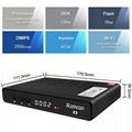 Alemmon X3廠家高清數字機頂盒內置WIFI支持IPTV帶投屏功能 5
