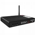 Alemmon X3厂家高清数字机顶盒内置WIFI支持IPTV带投屏功能 3