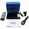 Alemoon X3 DVB-T2 Factory H.265 IPTV Set