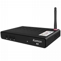 Alemoon X3 DVB-T2 Factory H.265 IPTV Set Top Box Built-in WIFI with TubiCast