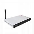 厂家直销超高清Alemoon X5 DVB-S2+T2 Combo电视接受机内置WIFI带投屏功能 3