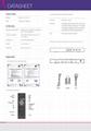 厂家直销超高清Alemoon X5 DVB-S2+T2 Combo电视接受机内置WIFI带投屏功能 9