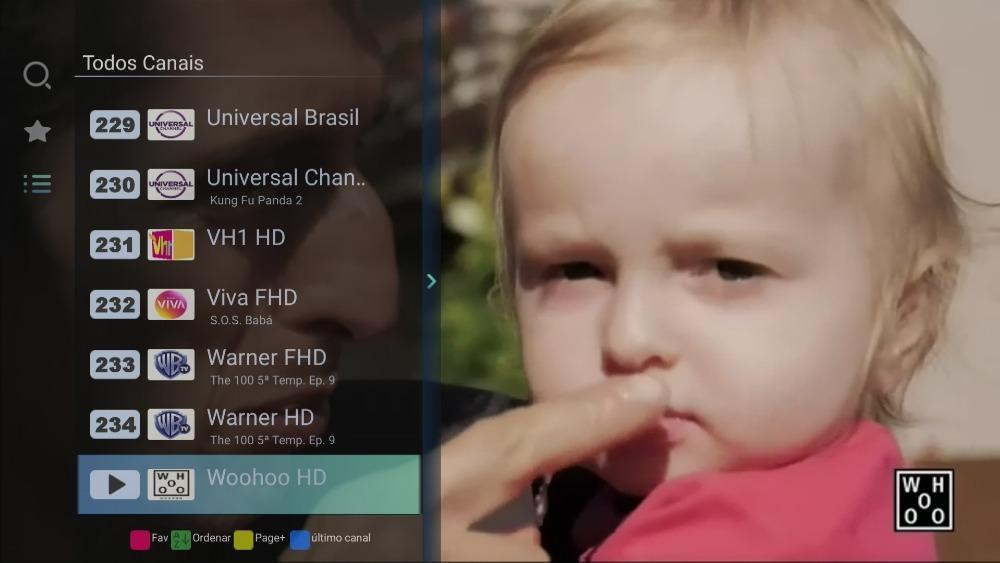 厂家供应巴西高清IPTV机顶盒带2年免费服务 8