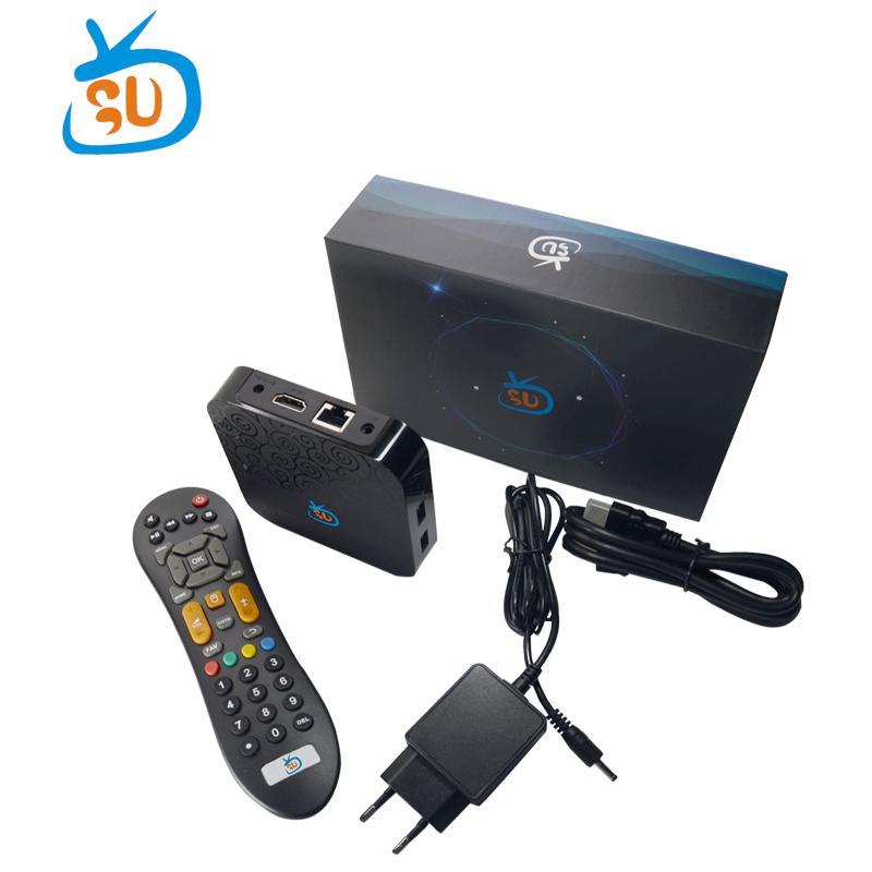 廠家供應巴西高清IPTV機頂盒帶2年免費服務 5