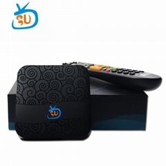 廠家供應巴西高清IPTV機頂盒帶2年免費服務
