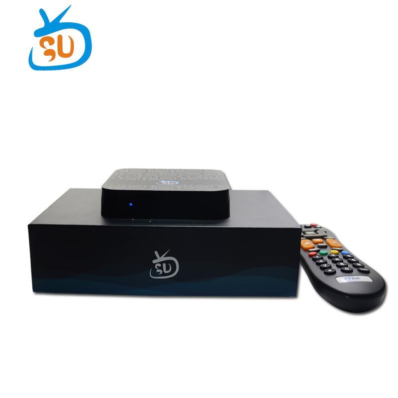 厂家供应巴西高清IPTV机顶盒带2年免费服务 2