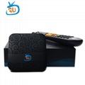 巴西高清安卓IPTV电视接收机带2年免费服务 2