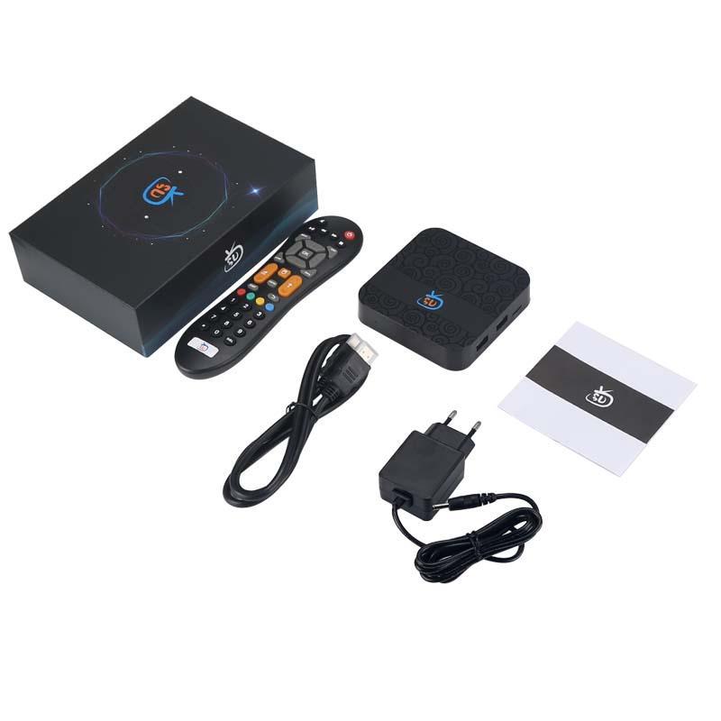 巴西高清安卓IPTV电视接收机带2年免费服务 5
