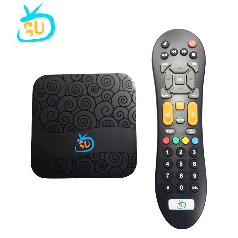 巴西高清安卓IPTV电视接收机带2年免费服务 1