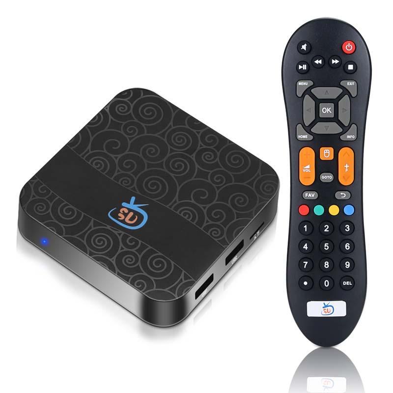 巴西高清安卓IPTV电视接收机带2年免费服务 3