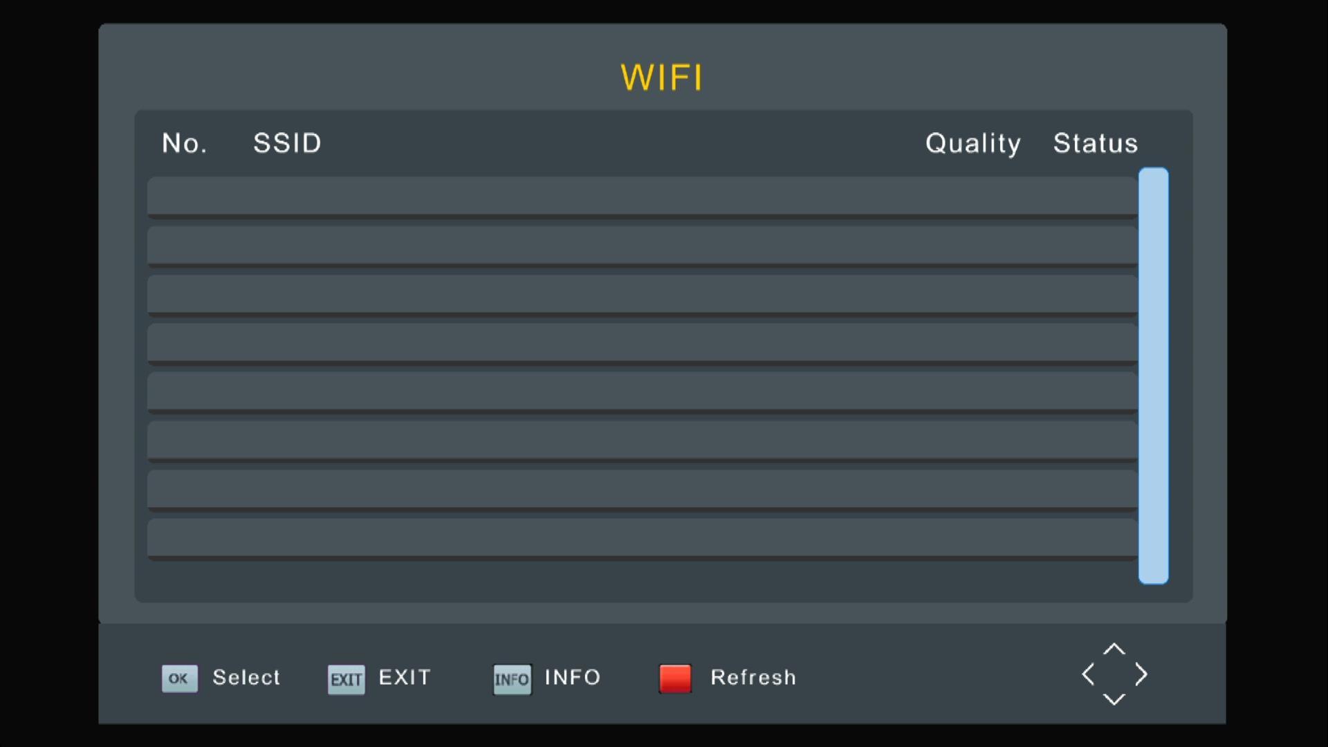 厂家特价欧洲高清有线数字机顶盒DVB-C带杜比Scart接口 5