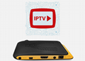 DVB-S2X mini satellite receiver