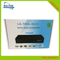 Android system DVB-S2X digital satellite receiver support 4K & H.265